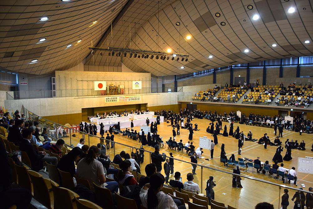 第17回宮本武蔵顕彰 女子剣道大会「お通杯」